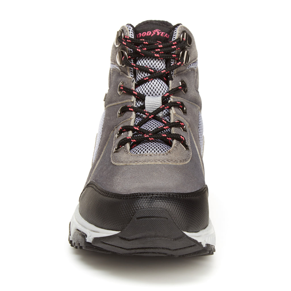 Aurora in Pink Grey | Women's Outdoor Collection | Goodyear Footwear USA