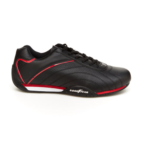 Ori in Black & Red | Performance Racing | Goodyear Footwear USA