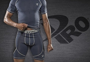 XPRO Recovery Compression Shorts