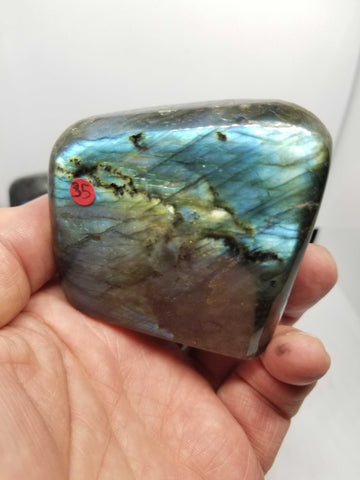 Polished - Labradorite Free Form #5 | High Ho Gems and Crystals