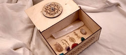 Making yourself a Reiki Box