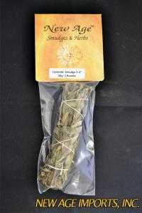 Smudge - Lavender stick 4in | High Ho Gems and Crystals