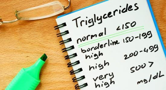 What is a Healthy Triglycerides range?