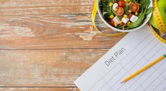 Keep a Food Diary for a Heart Healthy Diet