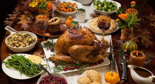 Common Thanksgiving Culprits for Disrupting your Digestion
