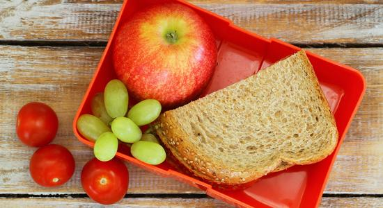 School lunches to help support your child's digestion