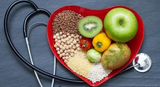 Fruits and Vegetables to Support Heart Health