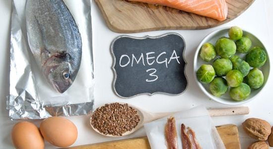 Increase Your Intake of Foods with Omega-3