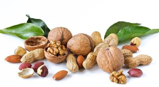 Image for Heart Healthy Nuts: The Perfect Snack