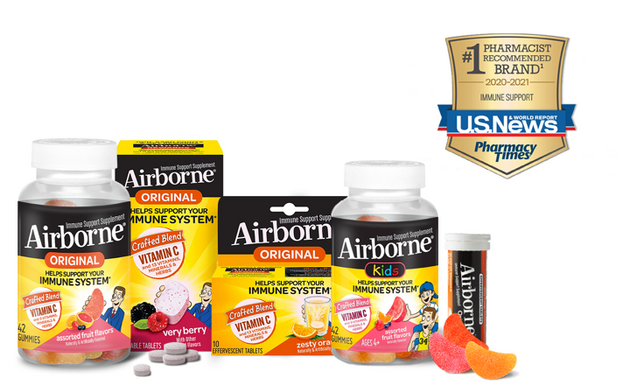 Airborne Product Lineup