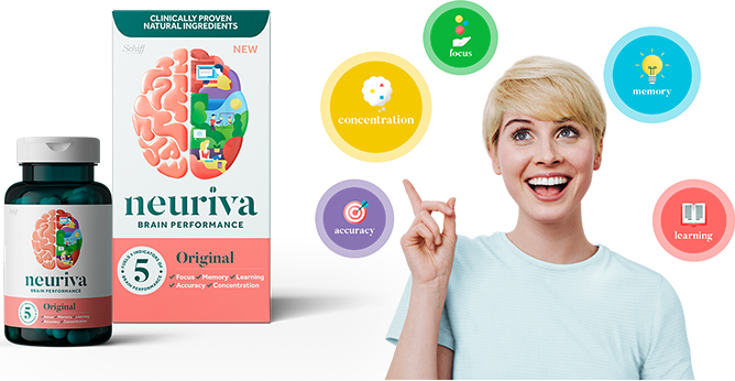 Brain Better - Neuriva Product