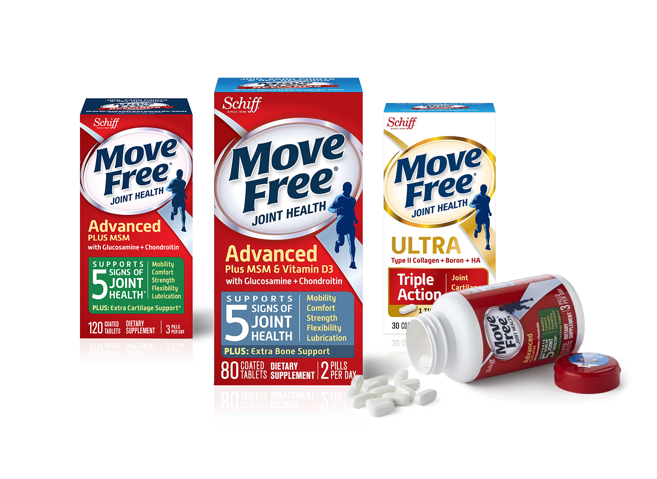 Move Free Product Lineup