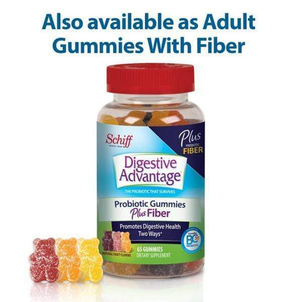 Image of Digestive Advantage Daily Probiotic Gummies