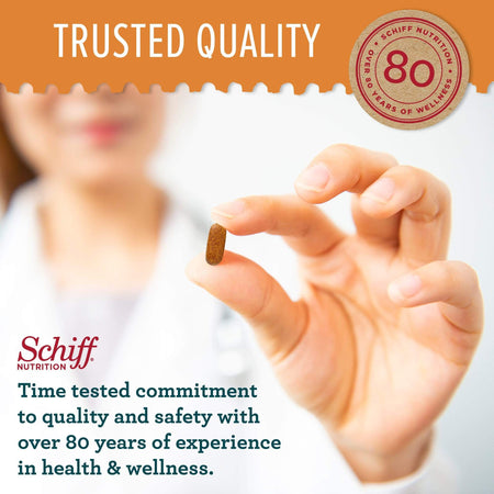 Schiff Whole Root Turmeric & Tamarind Blend 30 ct.