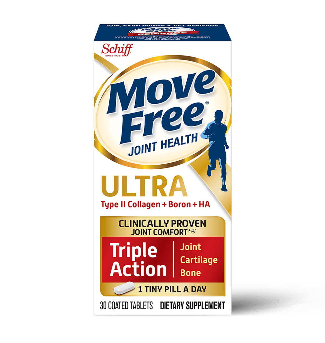 Move Free Ultra Triple Action Joint Health Supplement