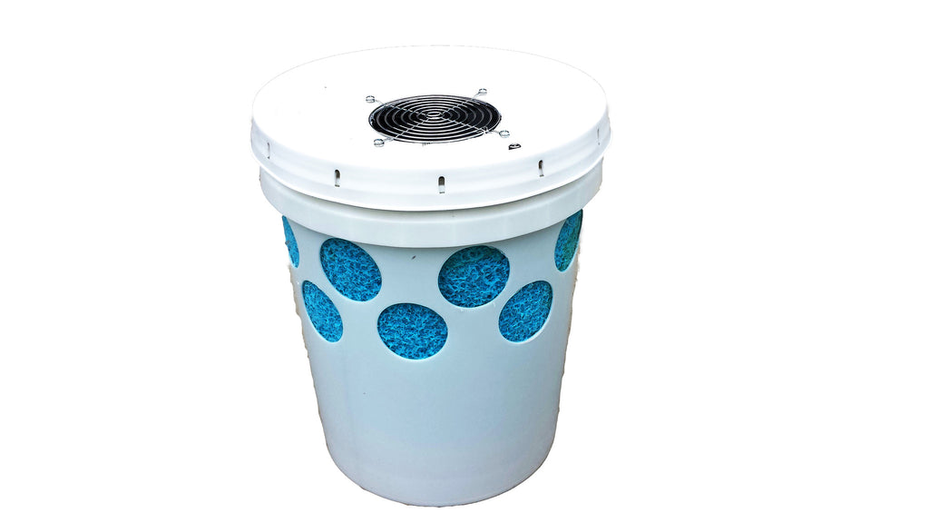 5 Gallon Air Conditioner - Does it work? YES!! Evap Model