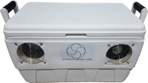 Dual Purpose Cooler/Air Conditioner - Ice Model