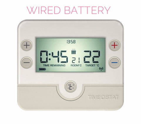 Time:o:stat 3 - Wireless HMO Thermostat