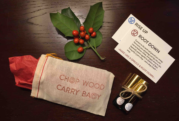 Holiday Special: Custom Chakra Roller Duos
