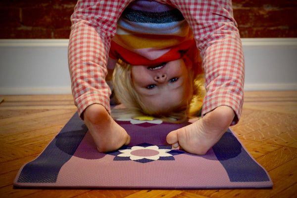 Kids Yoga Mat (Tot Size: Ages 0-4)