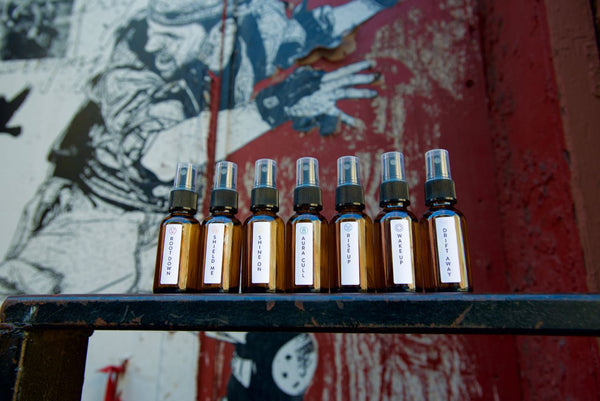 Chakra Spray Collection
