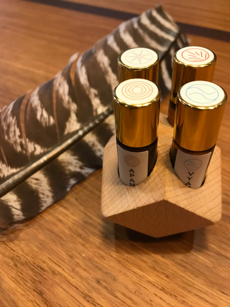 Vayu Roller Bottle Set