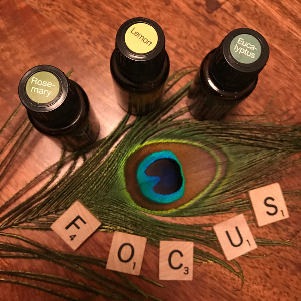3 Essential Oil Combinations for A-types