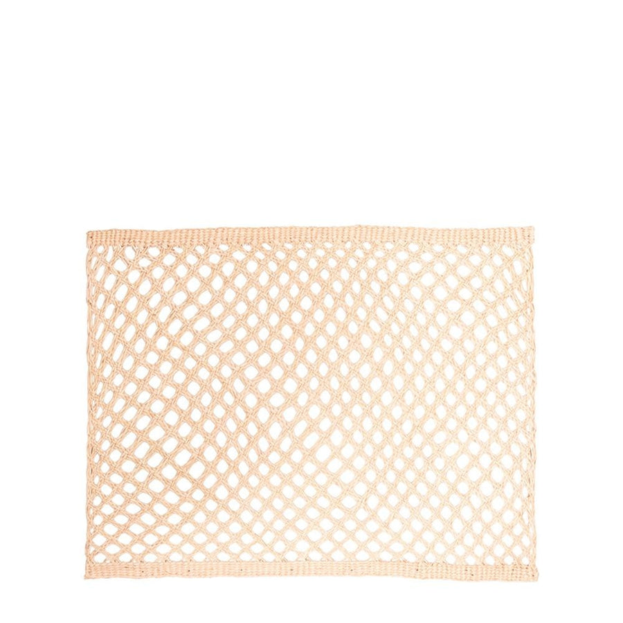 Bari Placemats - Salmon - Home Goods - artesano