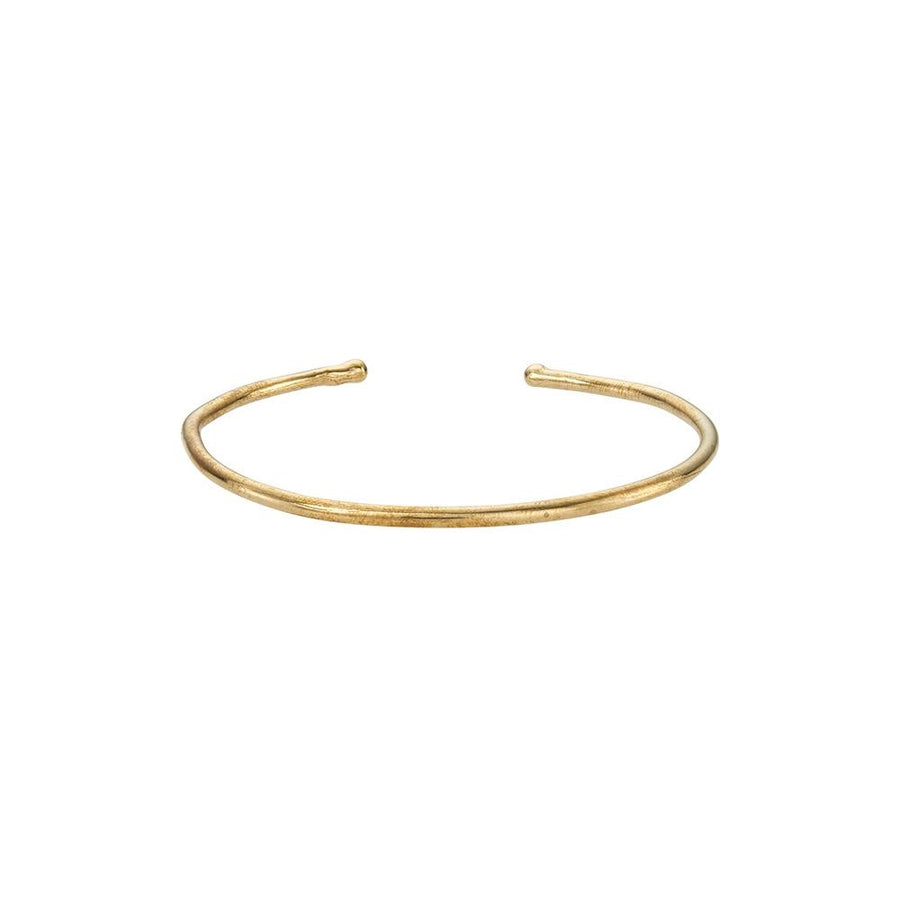 Everyday Cuff - Brass - Jewelry - Marisa Mason
