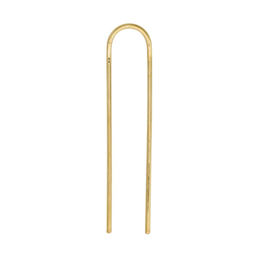 Super Simple Brass Hair Forks - Pelo Modern Hair