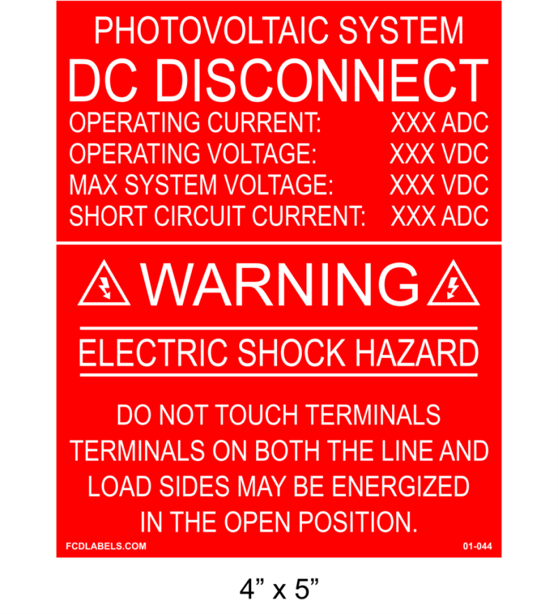 "4"" x 5"" 