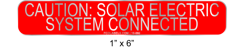 "1"" x 6"" 