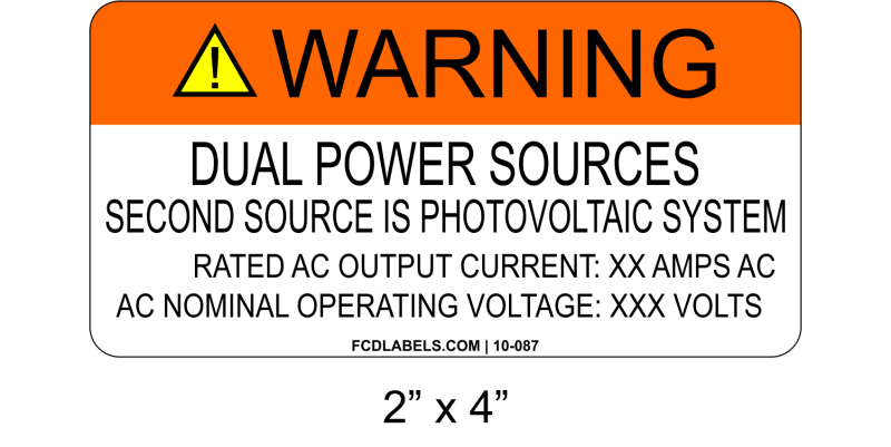 "2"" x 4 