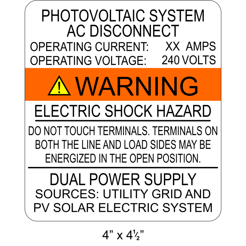 "4"" x 4.5"" 