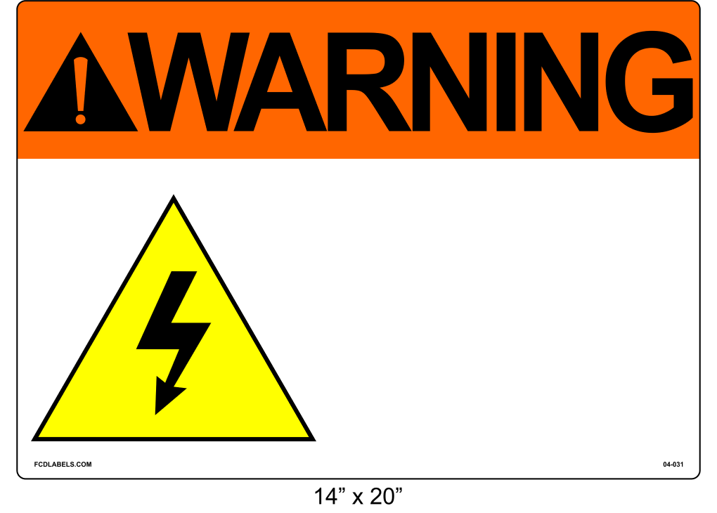 "Custom 14"" x 20"" 