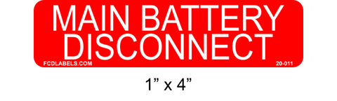 "1"" x 4"" 