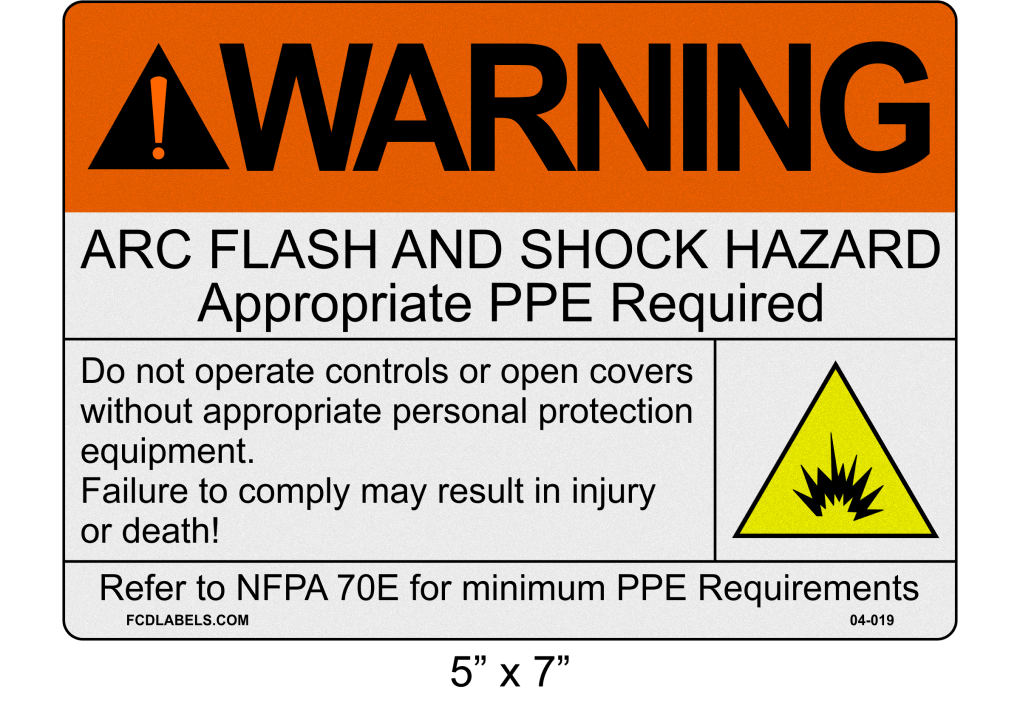 "Reflective 5"" x 7"" 