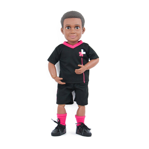 HeForShe Special Edition - Billy Case Pack (4 dolls)