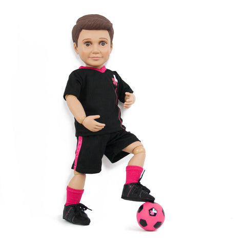 HeForShe Special Edition - Mason Case Pack (4 dolls)