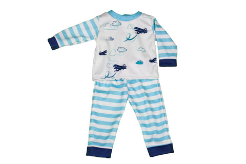 Up, Up & Away Action Doll Sized Pajama Set