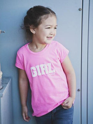 Youth Girls Concert GIRL Tee