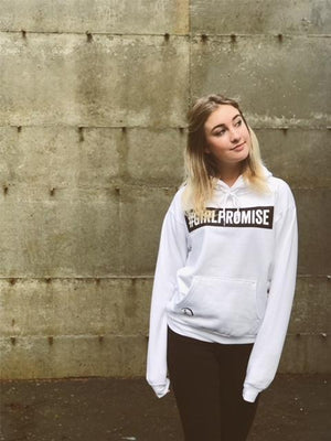 #GIRLPROMISE Hashtag Hoodie