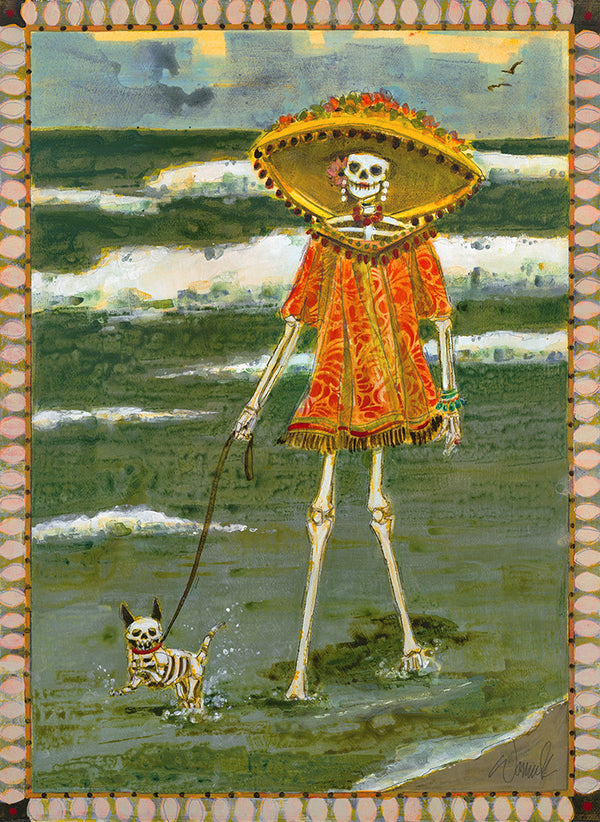 Bella Muertes - Beach Lady
