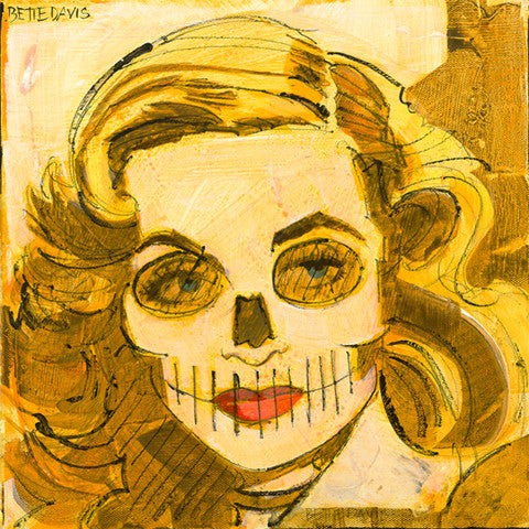 Bella Muertes - Old Hollywood - Bette Davis