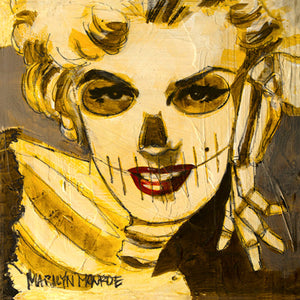 Bella Muertes - Old Hollywood - Marilyn Monroe