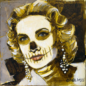 Bella Muertes - Old Hollywood - Grace Kelly
