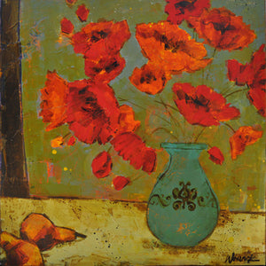 "Poppies - ""Poppies and Pears"" Edition"