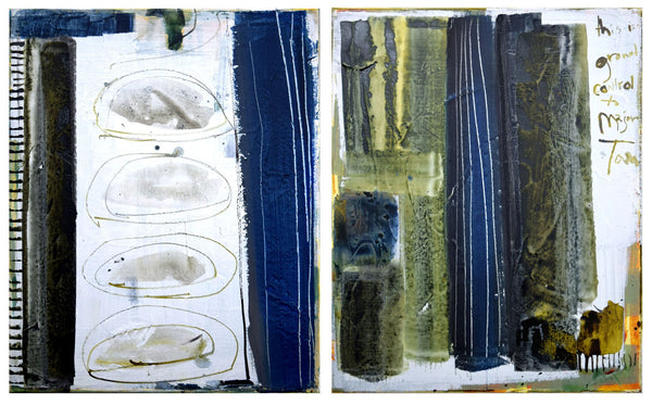 """Diptych -3"""