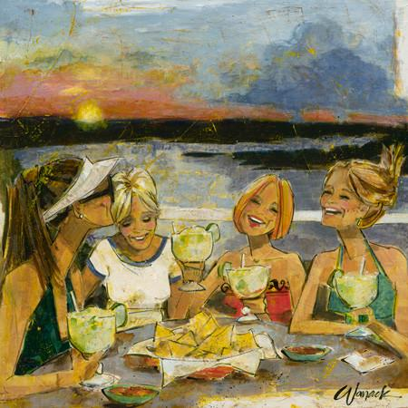 Special - Women and Wine® Oasis Edition 10x10""