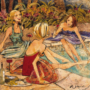 Women and Wine® Poolside Edition